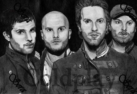 Coldplay by sera